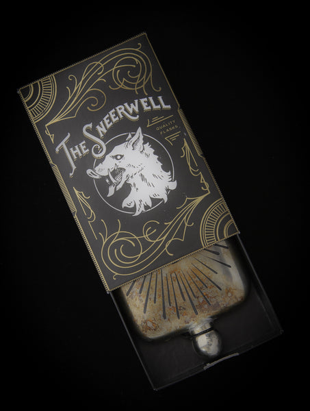 The Sneerwell Flask- The Eye of Providence
