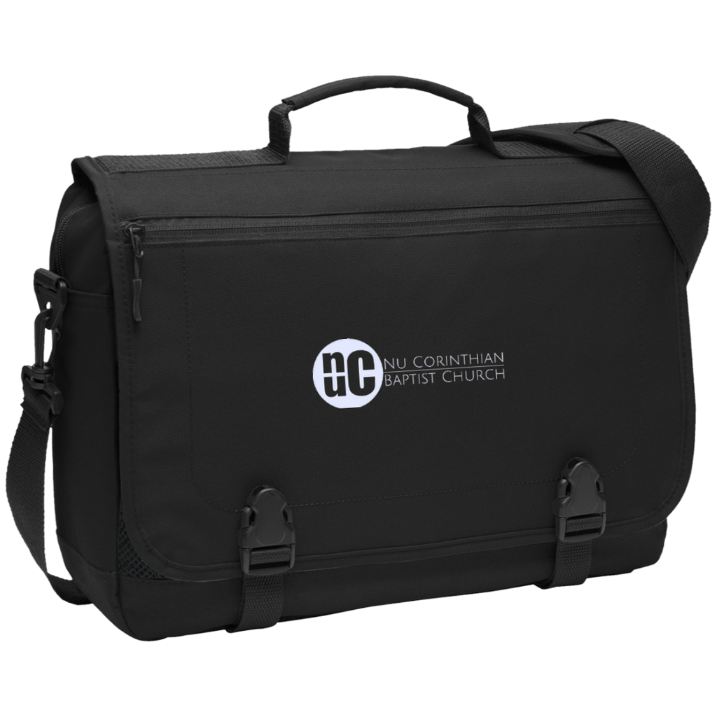 NuCBC Messenger Briefcase