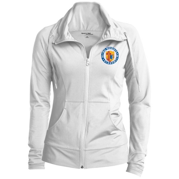 NHA Womens Customized Stretch Full-Zip Jacket