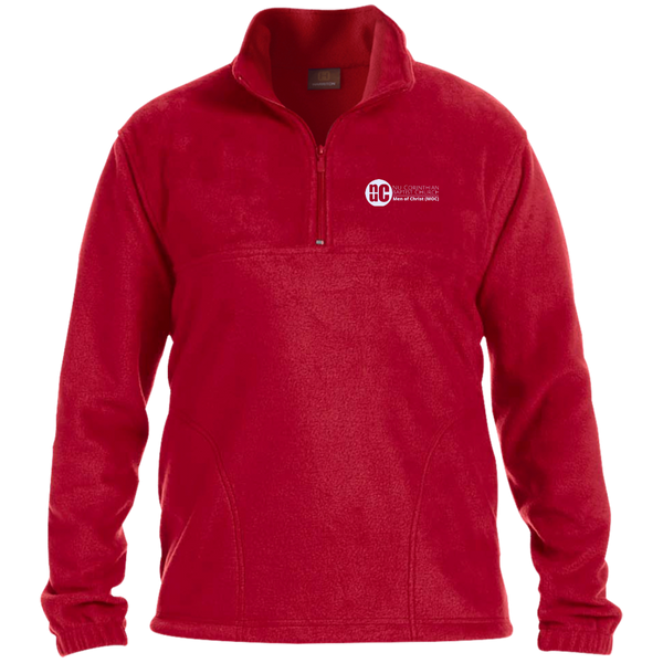 MOC 1/4 Zip Fleece Pullover