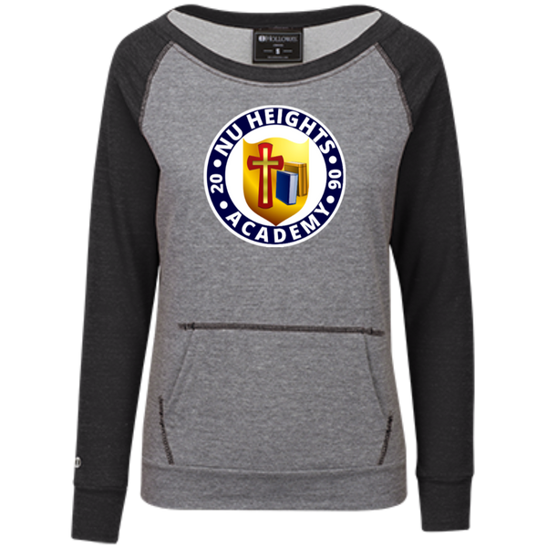NHA Juniors' Vintage Terry Fleece Crew