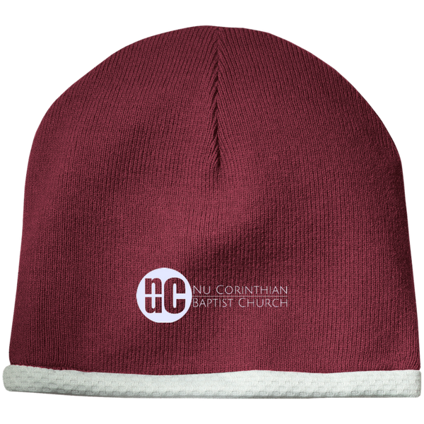NuCBC Performance Knit Cap