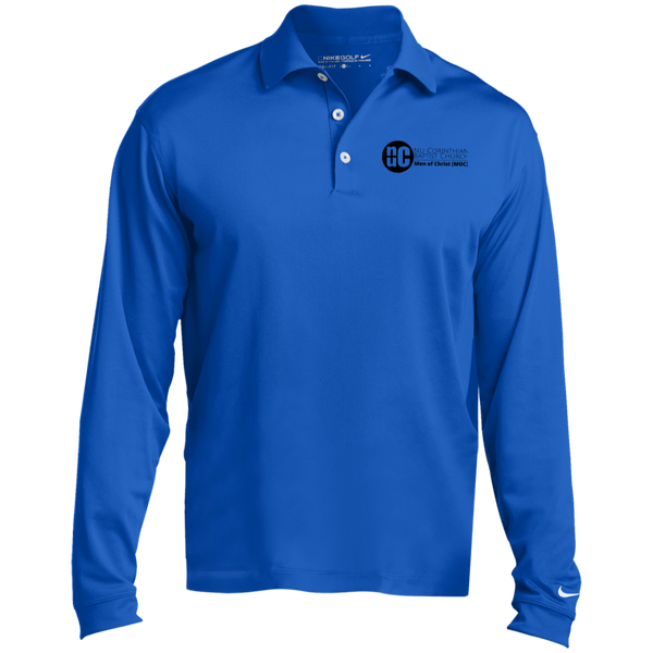 MOC Long Sleeve Polo