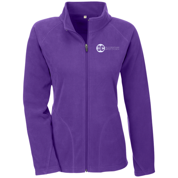 NuCBC Team 365 Ladies Microfleece
