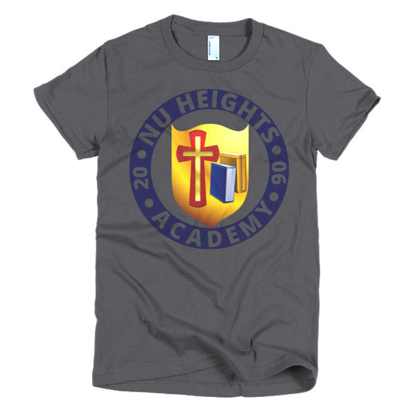 Nu Heights Short sleeve women's t-shirt