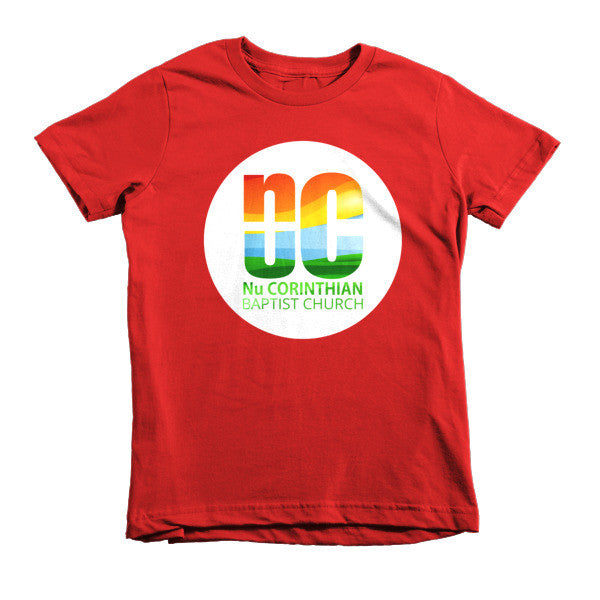 Youth NuCBC Short sleeve kids t-shirt