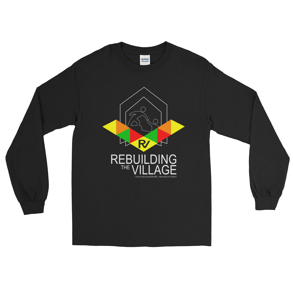 Rebuilding the Village Long Sleeve T-Shirt