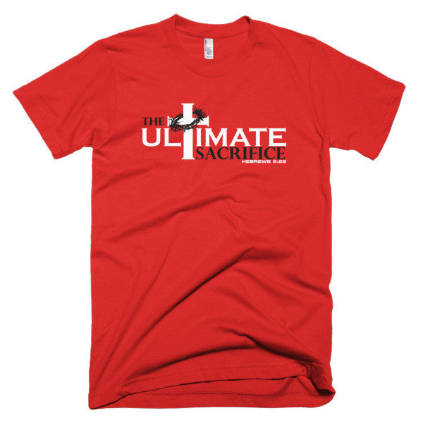 Ultimate Sacrifice Short sleeve men's t-shirt