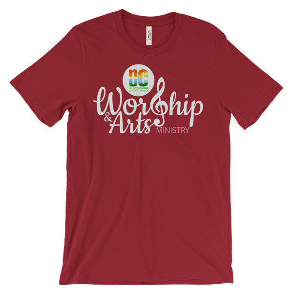 Choir Unisex short sleeve t-shirt