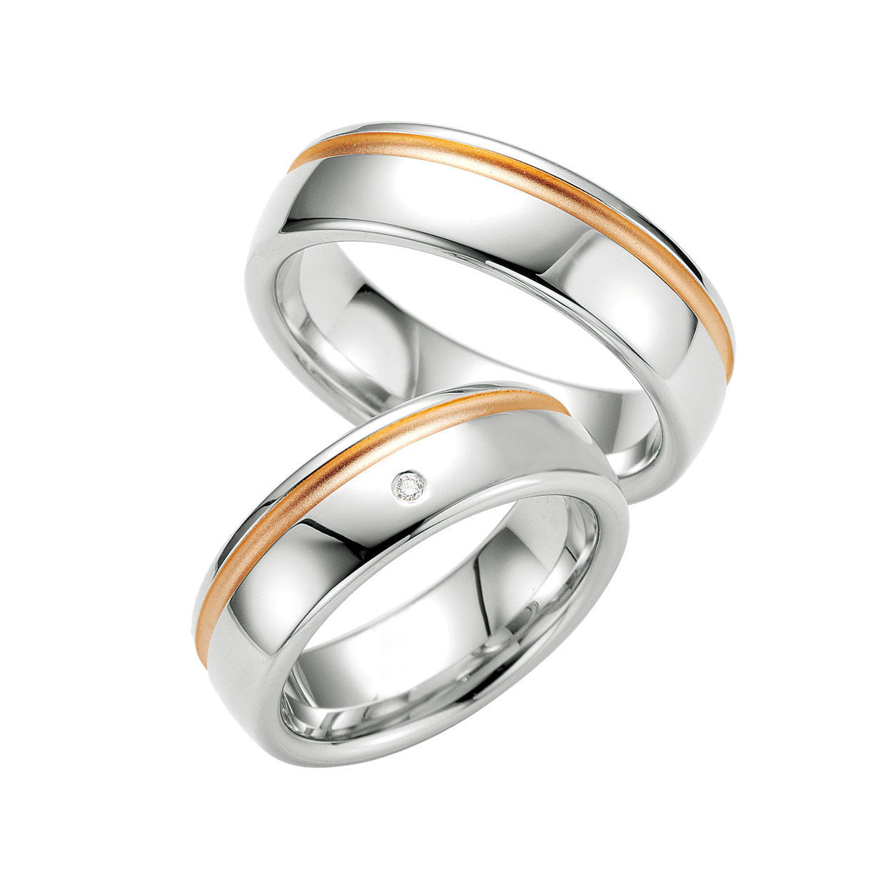 silver mens rose sterling products men and breuning s gold band wedding accent platinum bands diamond
