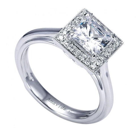 round ct bypass white ring gold amavida toronto engagement custom contemporary gallery rings in diamond