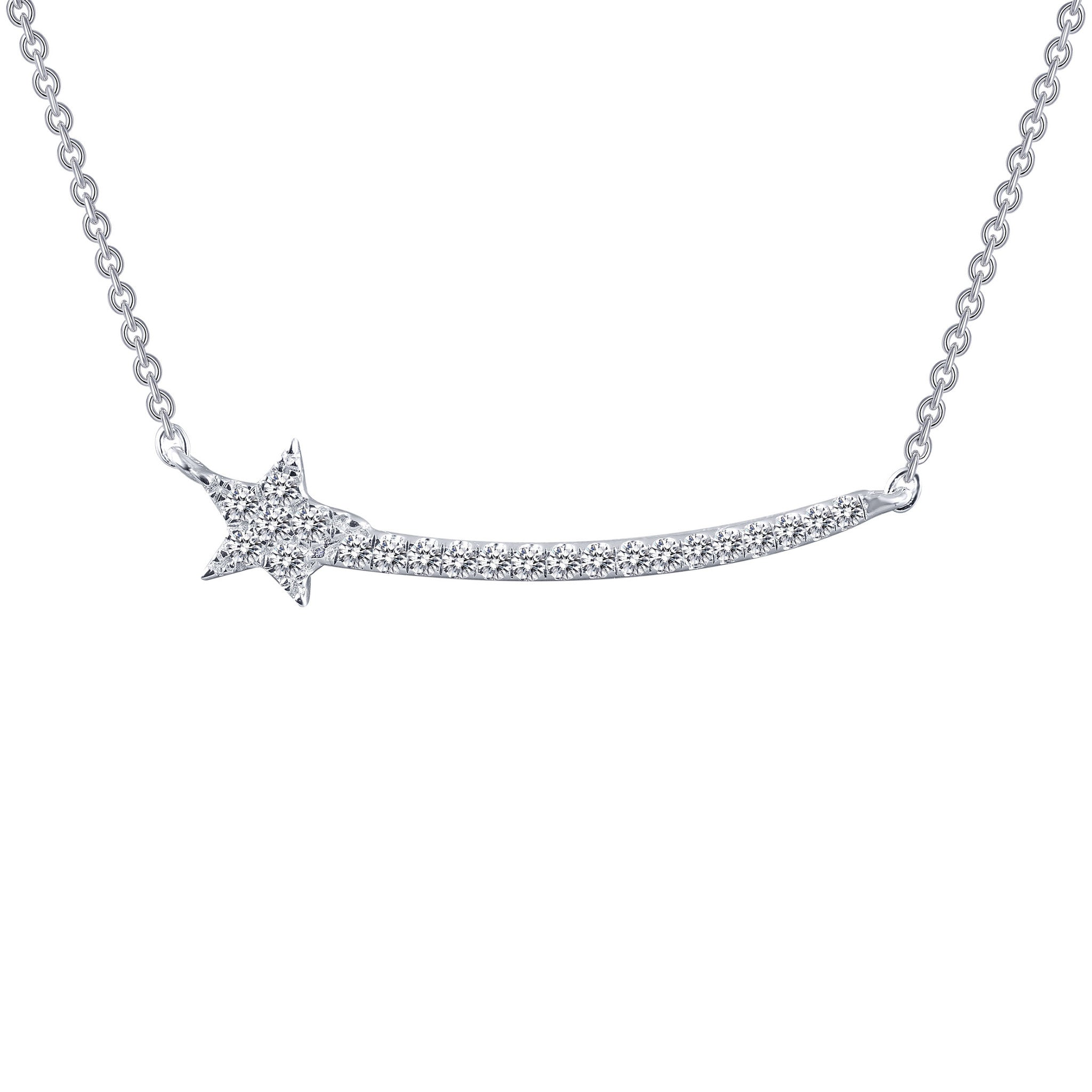 platinum heart diamond necklace product relaveno finish