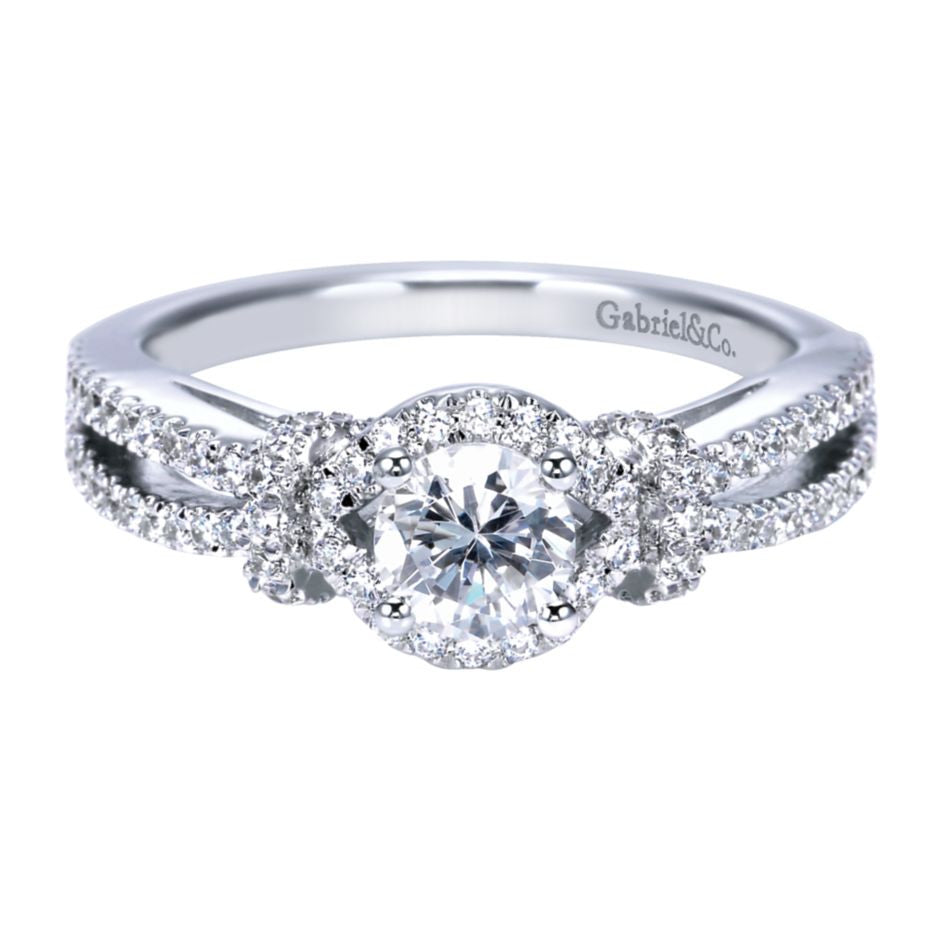 in p platinum tw cambridge diamond ring engagement dimond halo rings ct