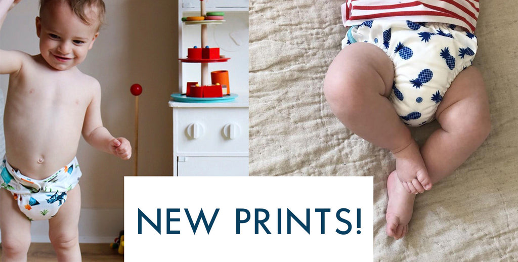 2018 New Prints Collection is now available in the USA!