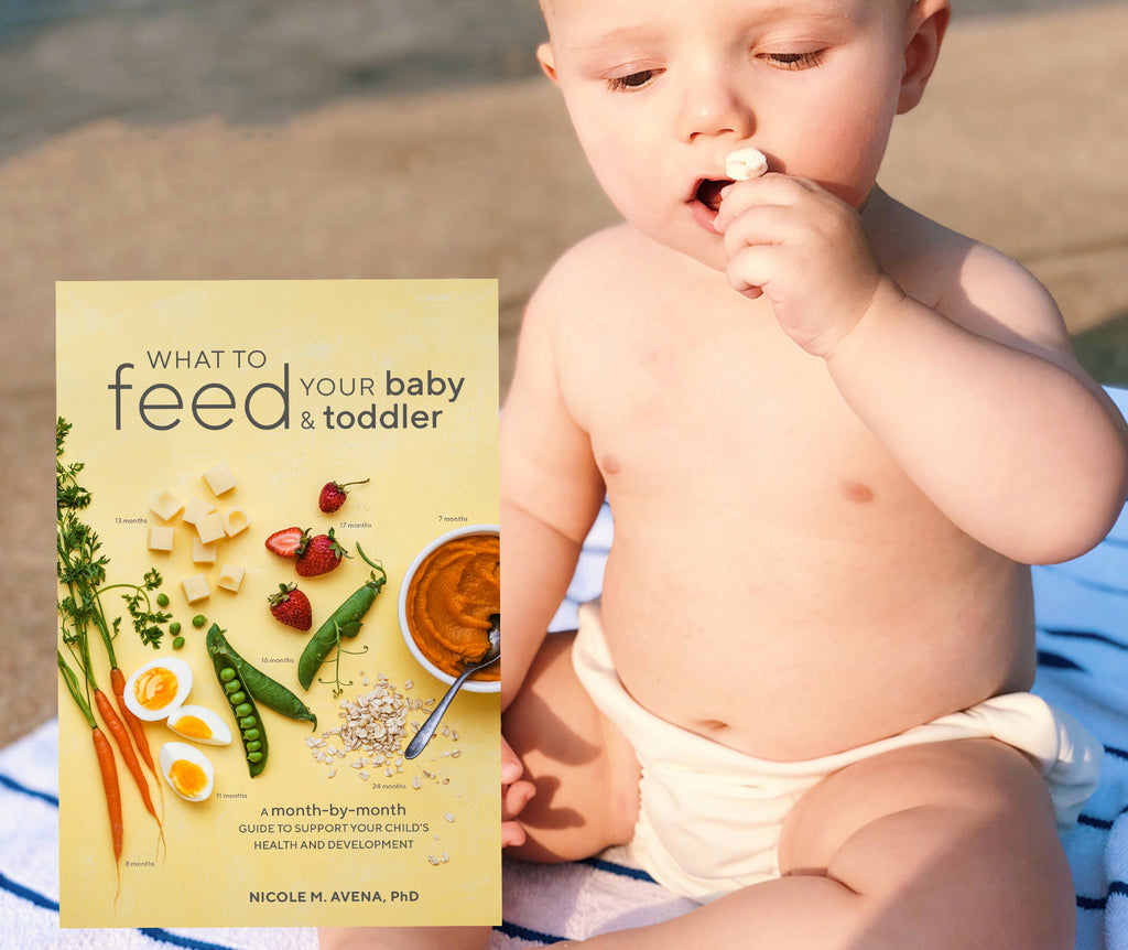 Starting Baby on Solids: What You Need To Know, And What to Expect From Your Diaper + Giveaway