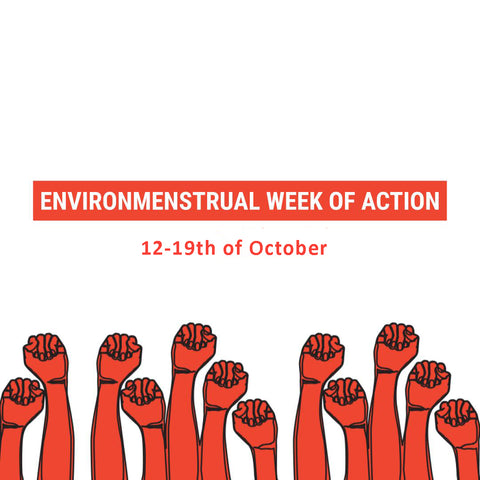 Environmenstrual Week of Action 2019