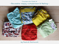 Crackers for Cloth IV - Reusable Nappy Comparison & Rating