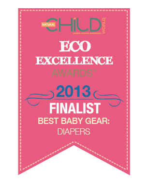 Best Baby Gear: Diapers - Eco Excellence Awards 2013