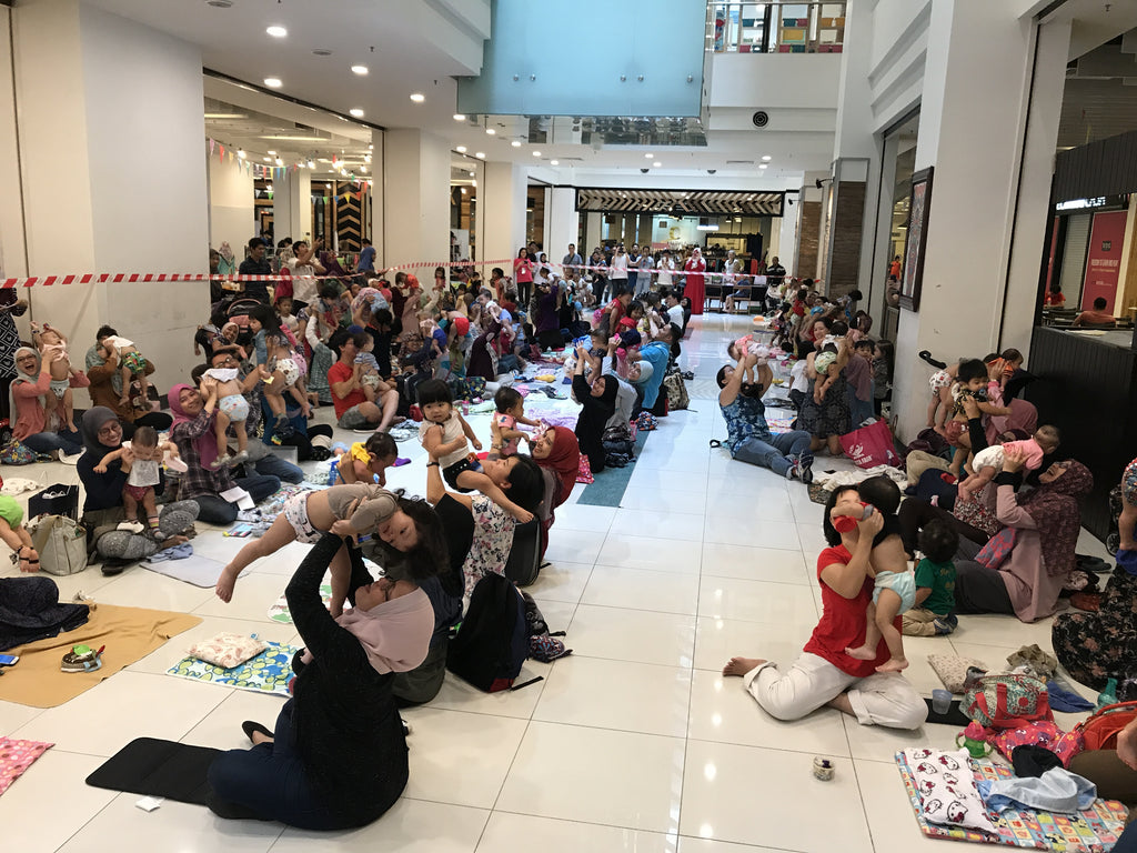 Mothercare Malaysia - The Great Cloth Diaper Challenge