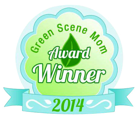 2in1 diapers - Green Scene Mom Award Winner 2014