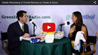 The Rise of Cloth Diapering in the Sustainable World with Charlie Banana® Gaelle Wizenberg by Green is Good Radio
