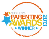 One Size Reusable Diaper - SheKnows Reveals Winners of the Parenting Awards 2013