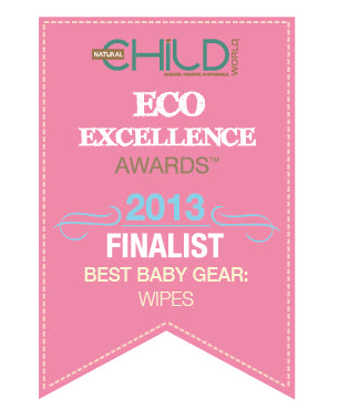 Eco Excellence Awards - Best Baby Gear: Wipes 2013