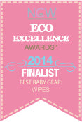 Best Baby Gear: Wipes - Eco Excellence Awards 2014