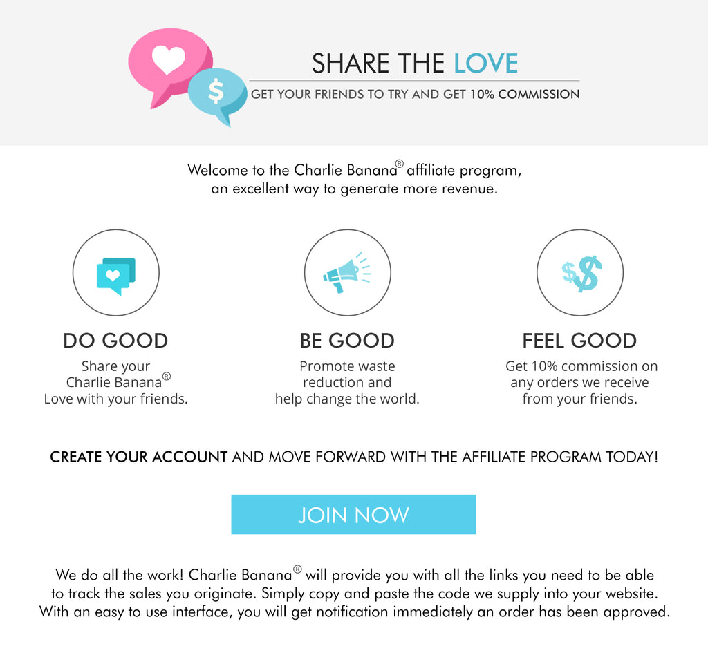 Share the Love:  Get your friends to try and get 10% commission Join Now