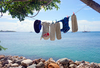 The art of diapering for longterm budget travel by Backpackingbaby.org