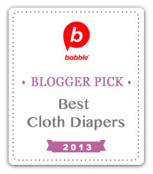 Babble Blogger Favorites: Best Cloth Diapers of 2013