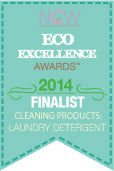2014 Eco-Excellence Awards - Lanudry Detergent from NCW
