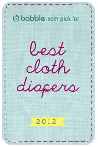 Babble Best Cloth Diapers 2012: Top Picks for All-in-ones, Prefolds, and More