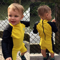 Easter Exploring (review of Charlie Banana® Jumpsuit by Faithfully Beautiful)
