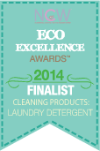 Cleaning Products: Laundry Detergent - Eco Excellence Awards 2014