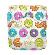 Diaper 2 Inserts Delicious Donuts One Size Hybrid AIO