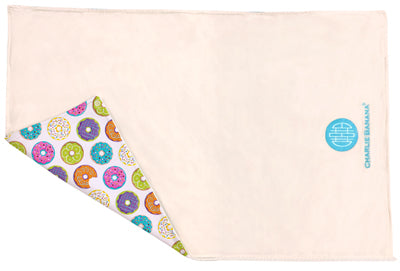 Change Pad Organic Cotton Delicious Donuts