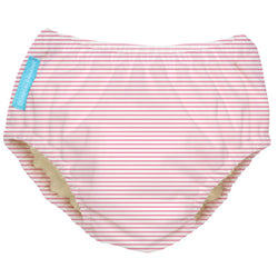 Extraordinary Training Pants Pencil Stripes Pink X-Large