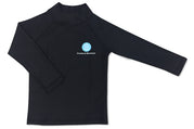 Rash Guard Black 18-24 months
