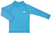 Rash Guard Turquoise 6-12 months