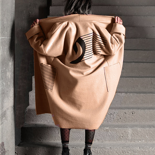 Customized Oversize Coat