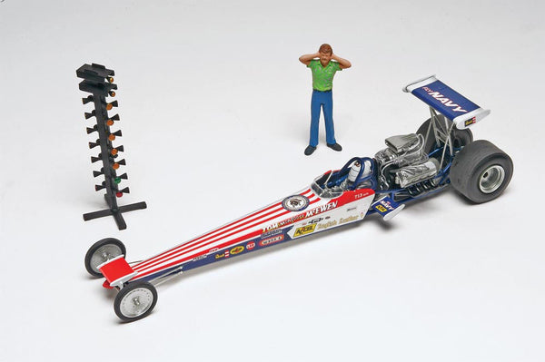 1:24 Tom McEwen Rail Dragster