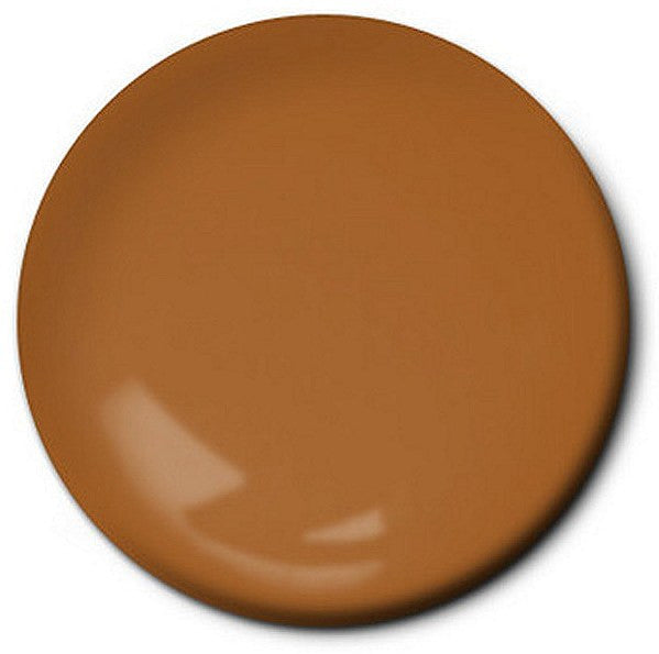 1/4oz  Flat Brown Paint