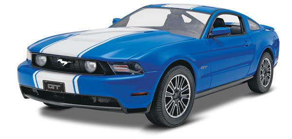 1:25 '10 Ford Mustang GT