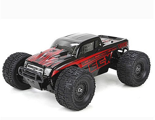Ruckus 1/18th 4WD RTR