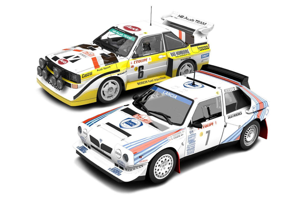 Monte-Carlo Rally Limited Edition Box - C3480A