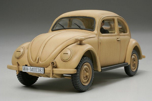1:48 GER VW Type 82E Staff Car