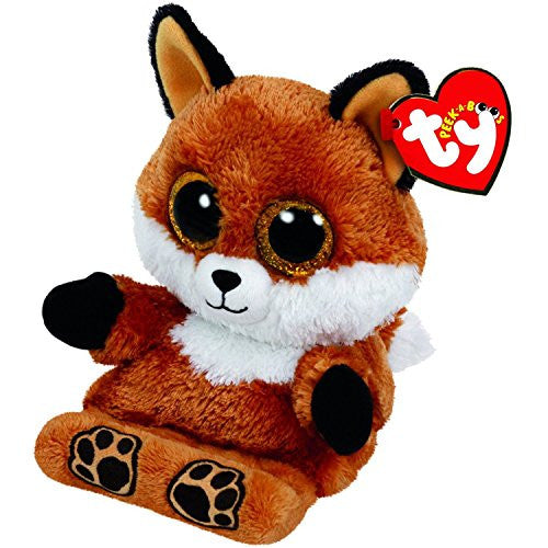 TY Beanie Boos - Peek-A-Boos Phone Holder - Sly The Fox