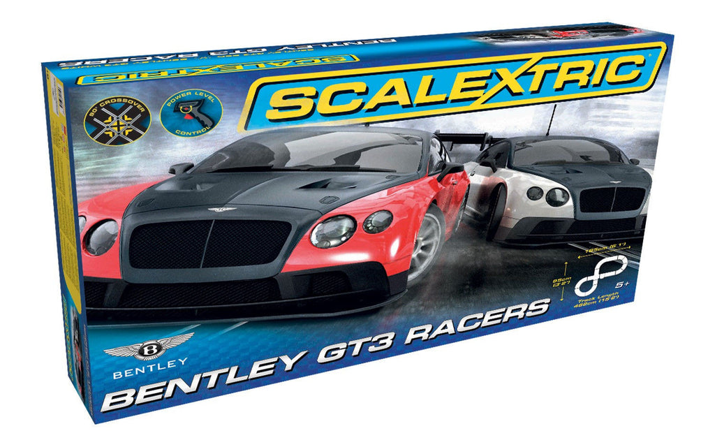 Scalextric Bentley GT3 Racers Set - C1349T