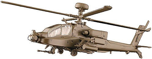 1:100 Apache Helicopter
